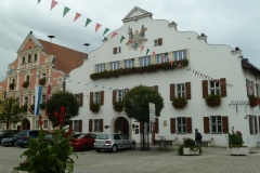 La Mairie de Kelheim