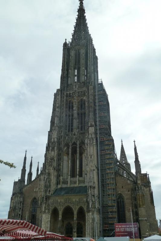 Ulm la Cathédrale