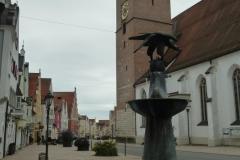 Fontaine à Donauworth (1)