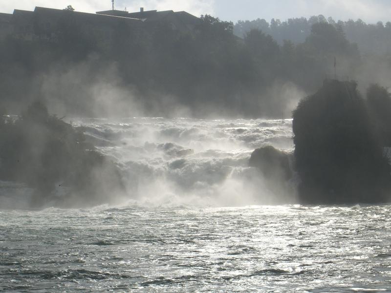 U2bis Les chutes du Rhin