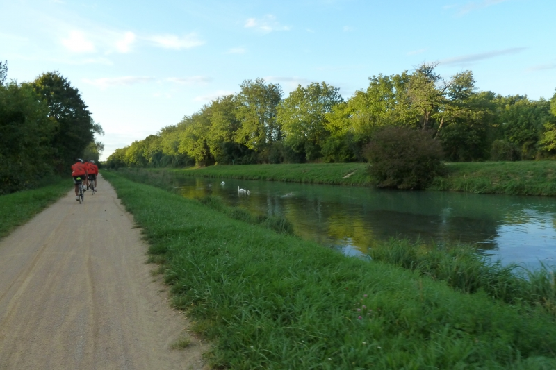 U7 Le Canal Rhin - Rhône