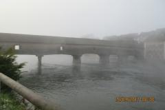 1 Pont de bois au dessus du rhin