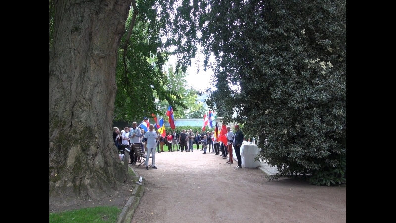 Y14 Arrivée à Orléans