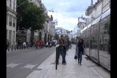 Orléans, rue Jeanne d'Arc