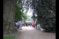 Arrivée à Orléans