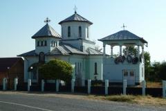 G2 Eglise d'un village Roumain