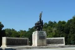 Monument aux mort Roumain