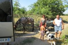 3 Rencontre d'une famille bulgare