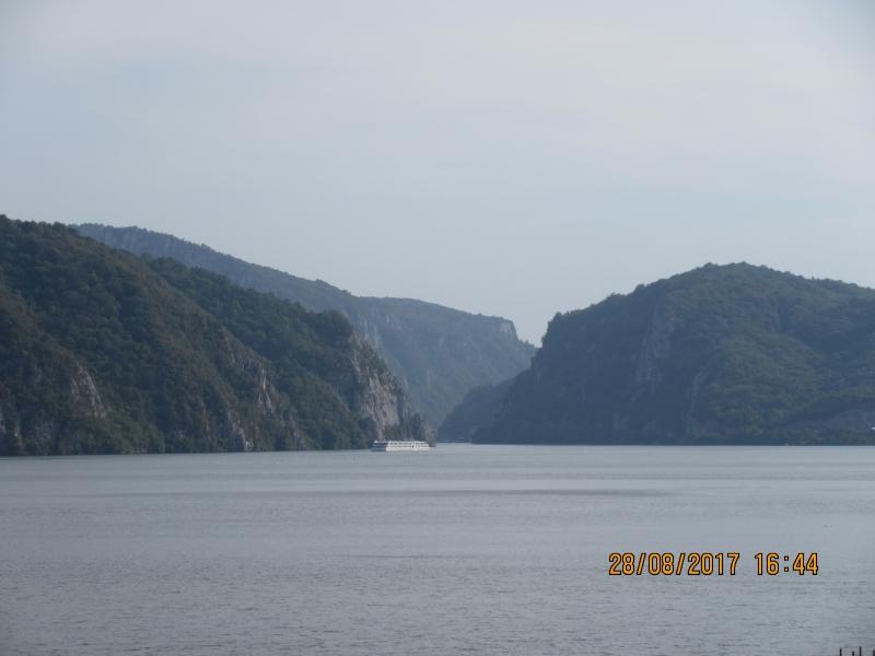 E2 Les portes de fer du Danube