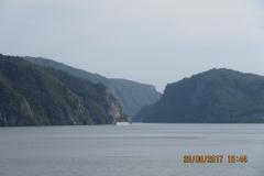 2 Les portes de fer du Danube