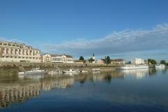 2 Vue sur le Danube à Mohacs