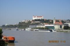 1 Une vue de Bratislava