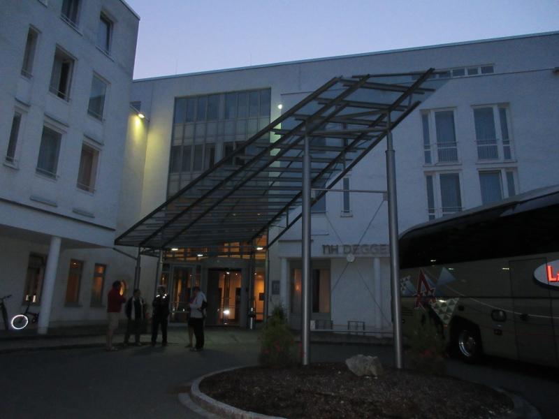06 - Notre Hotel à Deggendorf