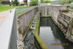 2 Barrage avec passage pour remontée de poissons
