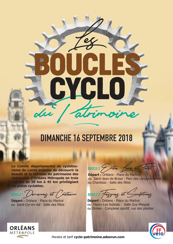 Les Boucles Cyclo du Patrimoine