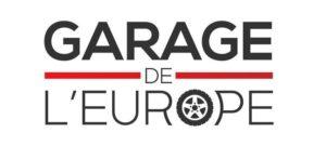 logo garage europe