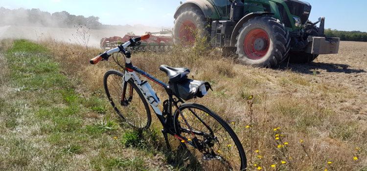 Vue sur le monde agricole
