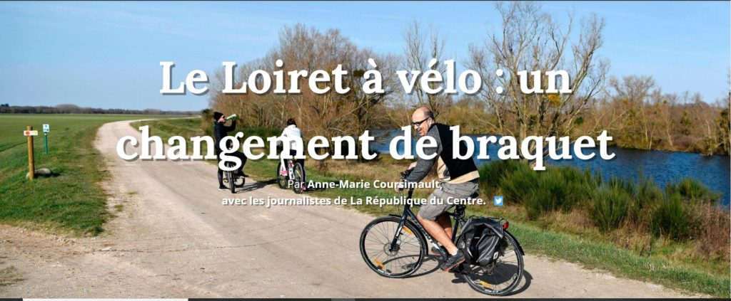 Le Loiret à vélo
