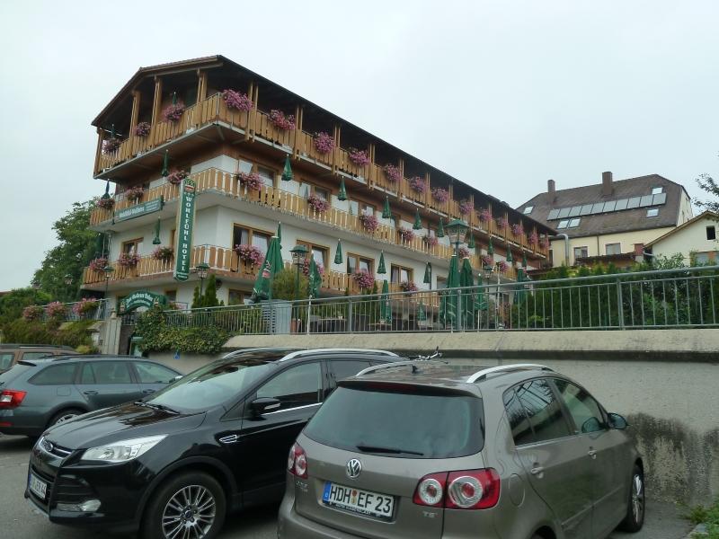 Q4 Un Hôtel bien fleuri