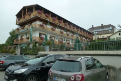 Un Hôtel bien fleuri