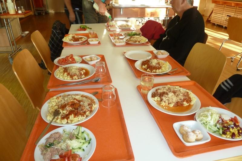 R3 Notre diner du 12-09 à 18h30