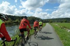 Dans la campagne de la Franche Comté