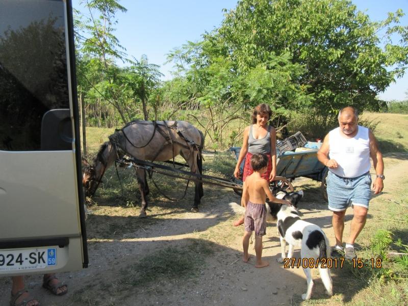 D3 Rencontre d'une famille bulgare