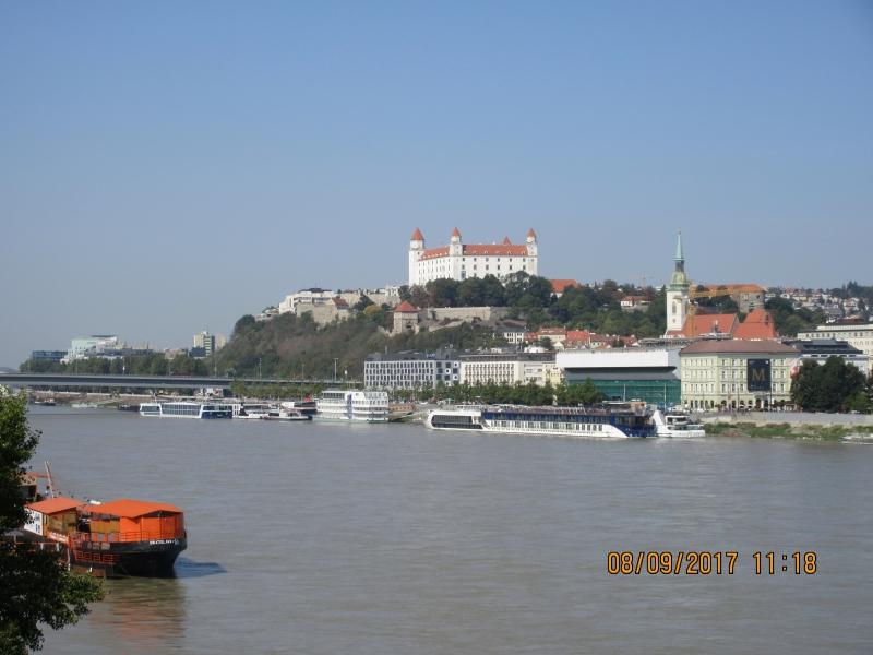 M1 Une vue de Bratislava