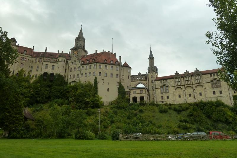 S21-4 Le Château de Sigmaringen